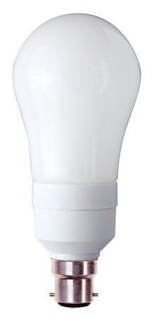 20w BC Energy Saving GLS Light Bulb 2700k Light Bulb 10,000Hours from Bell