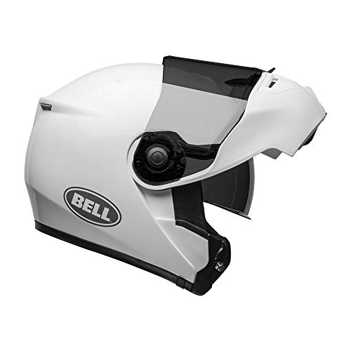 Bell Srt Modular Helmet, Solid White, Size X-Large from BELL