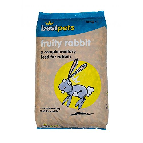 BestPets Fruity Rabbit 15Kg from Bell