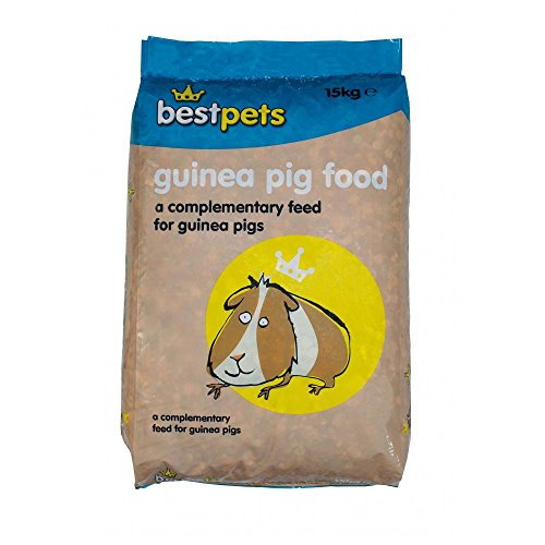 Bestpets Guinea Pig Food 15kg from Bell