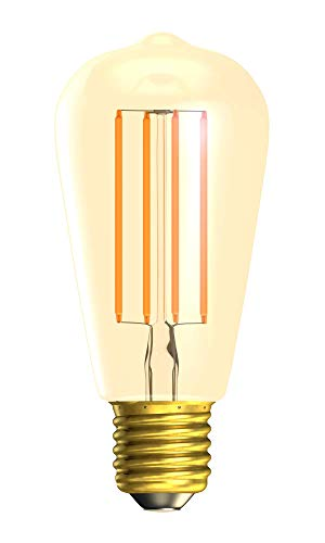 LED Dimming Vintage Filament 4W E27 Gold 2000K BELL from Bell