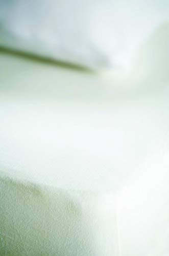 Belledorm Cream Jersey Fitted Sheet, 38cm Extra Deep, 100% Cotton (Double, Ivory) from Belledorm