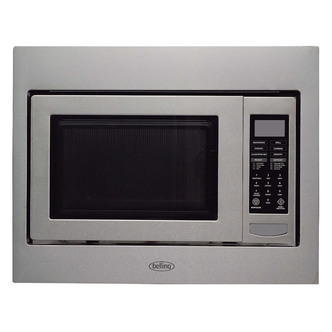 Belling 444442598 Built In Combination Microwave Oven St Steel 25L 900 from Belling