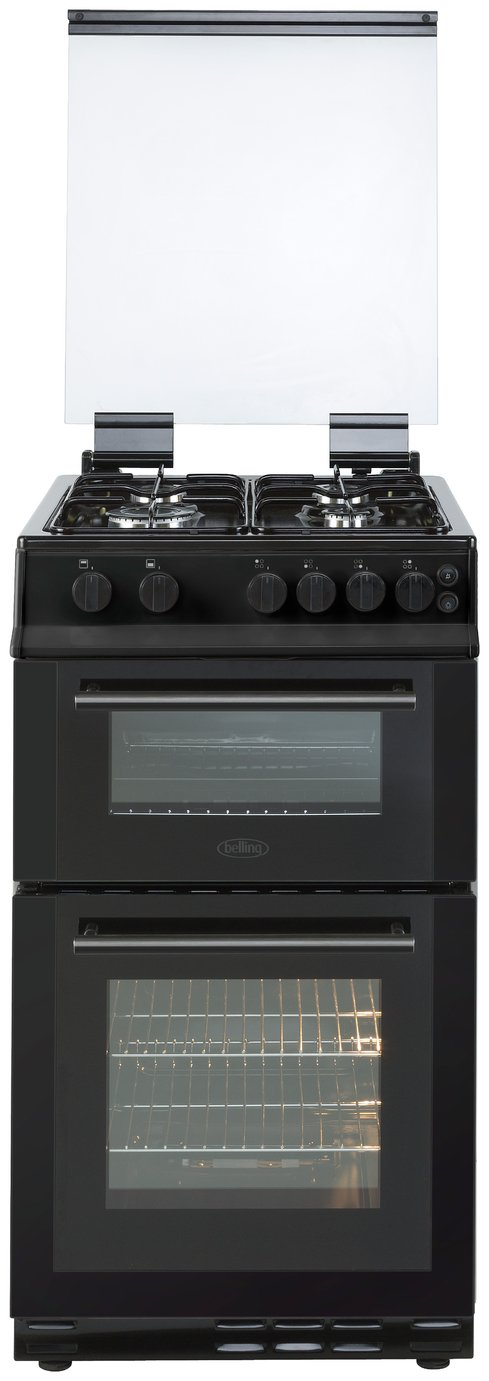 Belling FS50GTCL Gas Cooker - Black from Belling