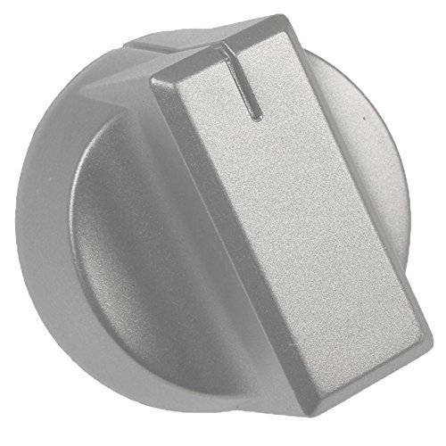 Genuine New World Oven Control Knob Silver - 083337502 from Belling