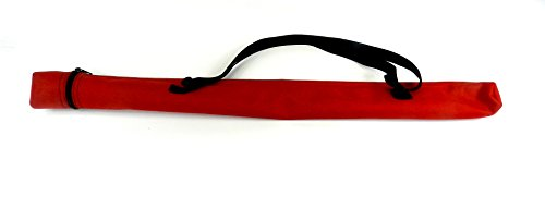 Twirling Baton Bag Case with Shoulder Strap Red from Belti