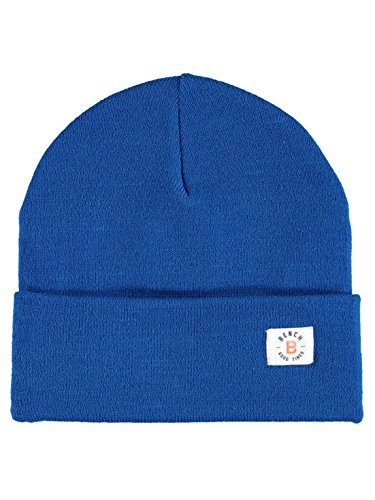 Bench Boy's Turn Up Beanie Hat, Dark Blue Bl103, Small from Bench