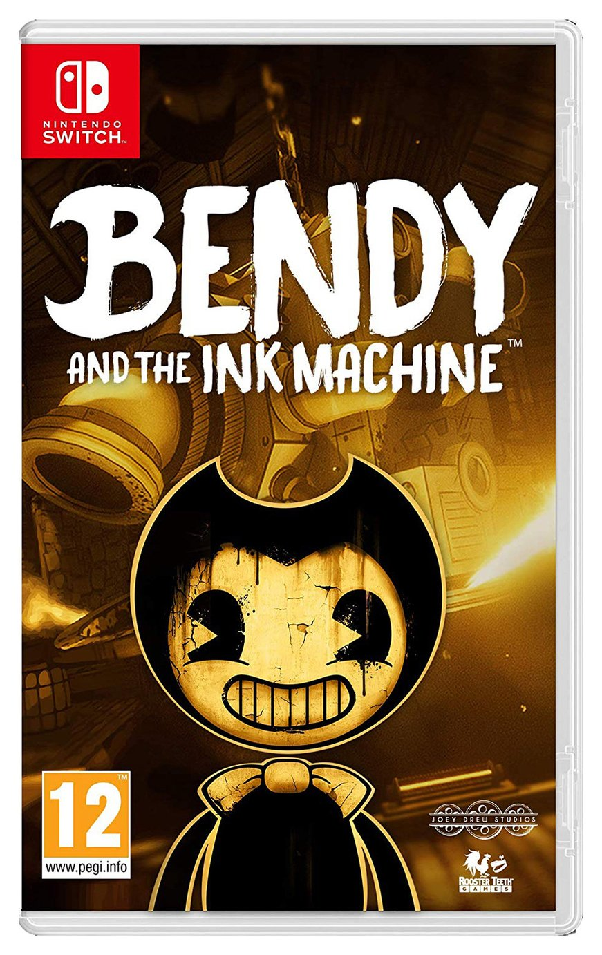 Bendy and the Ink Machine Nintendo Switch Game from Bendy and the Ink Machine