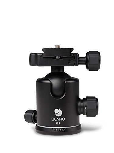 Benro B2-PU60 Dual Action Ball Head from Benro