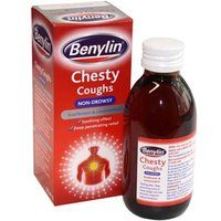 Benylin Chesty Coughs (Non-Drowsy) 150ml from Benylin