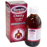 Benylin Chesty Coughs (Original) 300ml from Benylin