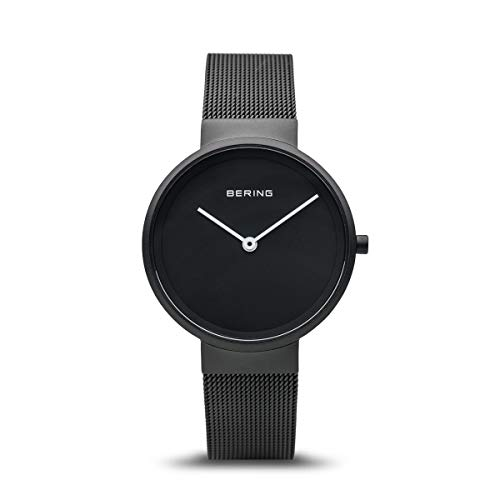 BERING Womens Analogue Quartz Watch with Stainless Steel Strap 14531-122 from BERING