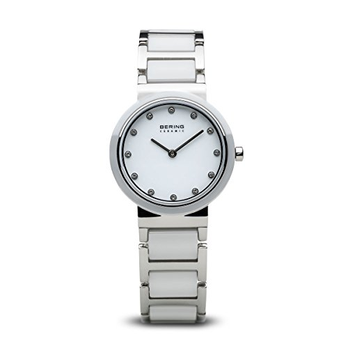 BERING Womens Analogue Quartz Watch with Stainless Steel Strap 10729-754 from BERING