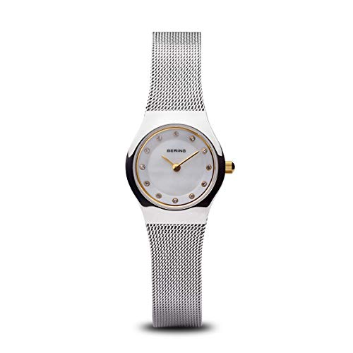 BERING Womens Analogue Quartz Watch with Stainless Steel Strap 11923-004 from BERING