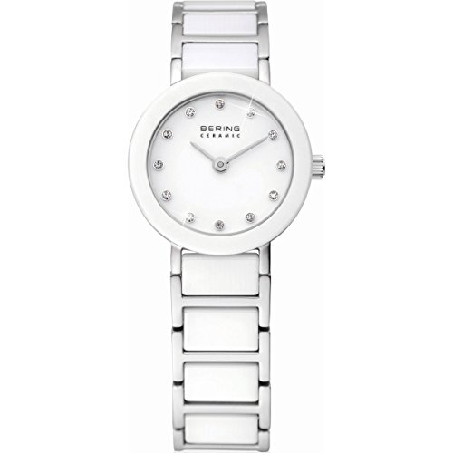 BERING Women's Analogue Quartz Watch with Stainless Steel Strap 11422-754 from BERING