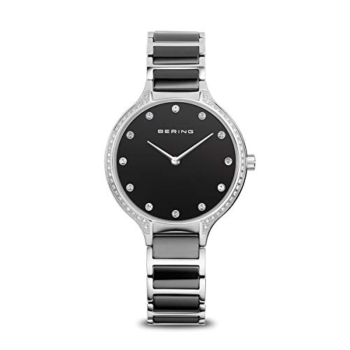 BERING Womens Analogue Quartz Watch with Stainless Steel Strap 30434-742 from BERING