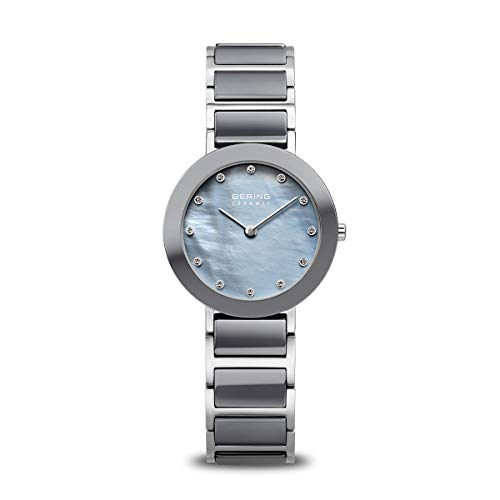 BERING Womens Analogue Quartz Watch with Stainless Steel Strap 11429-789 from BERING