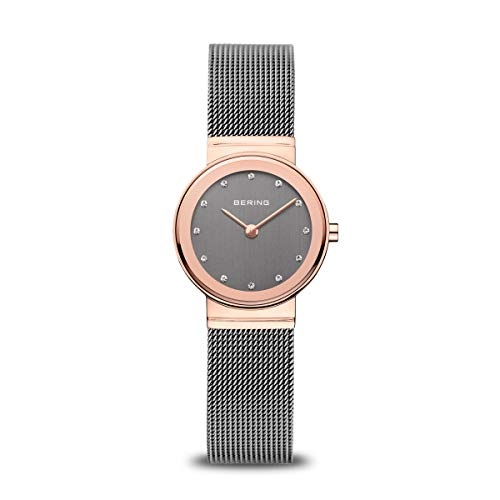 BERING Womens Analogue Quartz Watch with Stainless Steel Strap 10126-369 from BERING