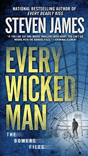 Every Wicked Man: 10 (Bowers Files) from Berkley Books