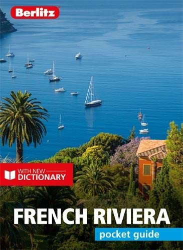 Berlitz Pocket Guide French Riviera (Travel Guide with Dictionary) (Berlitz Pocket Guides) from Berlitz Travel