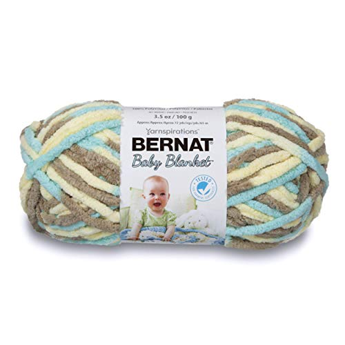 BERNAT Baby Blanket Small Ball -100G- Beach Babe from Bernat