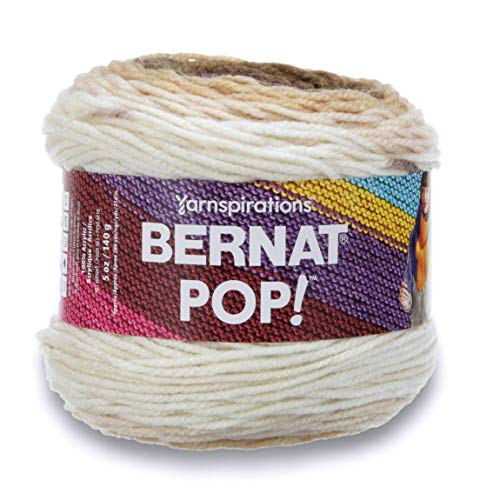 Bernat Pop -140g -Hot Chocolate from Bernat