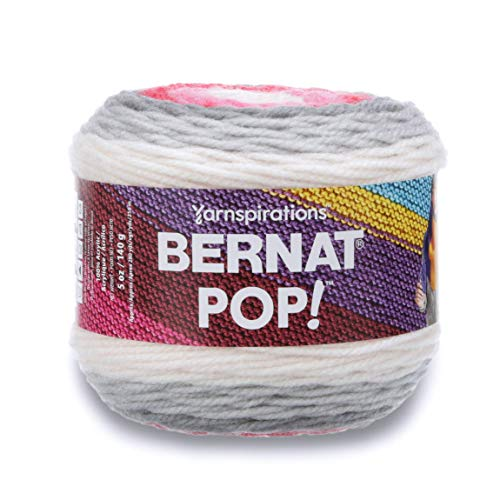 Bernat Pop -140g- Lipstick on Your Collar from Bernat