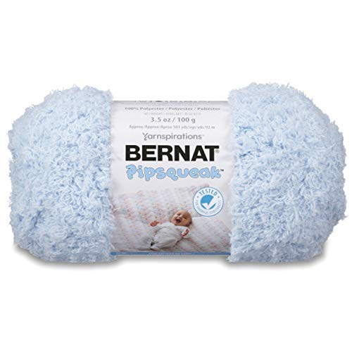 Bernat Pipsqueak-100g-Baby Blue, Single Ball from Bernat