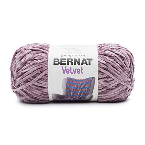 Bernat Velvet -300g - Shadow Purple from Bernat