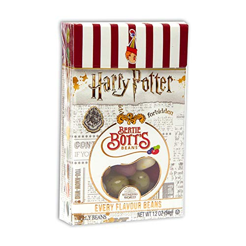 Harry Potter Bertie Bott's Every Flavour Jelly Belly Beans 1.2 OZ (34g) from Bertie Bott's