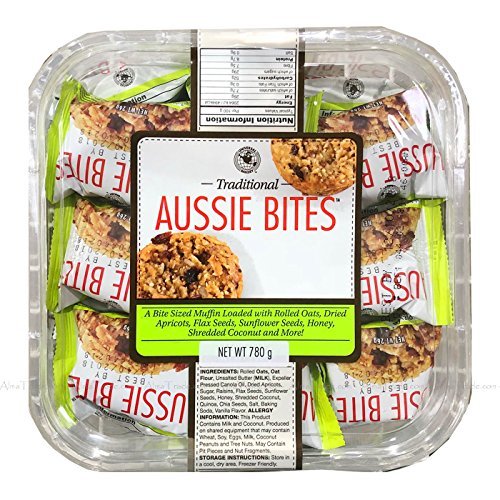 Aussie Bites pack of 780g from Best Express Foods Inc
