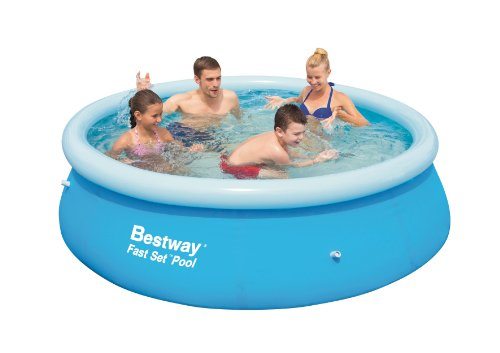Bestway 8ft x 26in Fast Set Swimming Pool no pump #57008 from Bestway