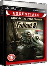 Fallout 3 Game Of The Year Edition (Essentials) (PS3) (UK) by Bethesda from Bethesda