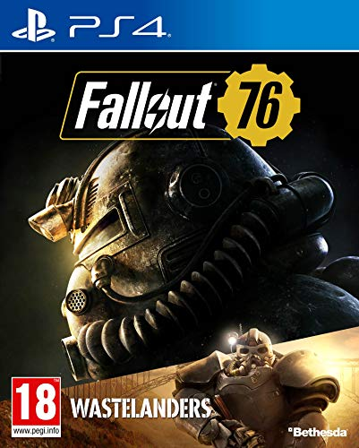 Fallout 76 (PS4) from Bethesda