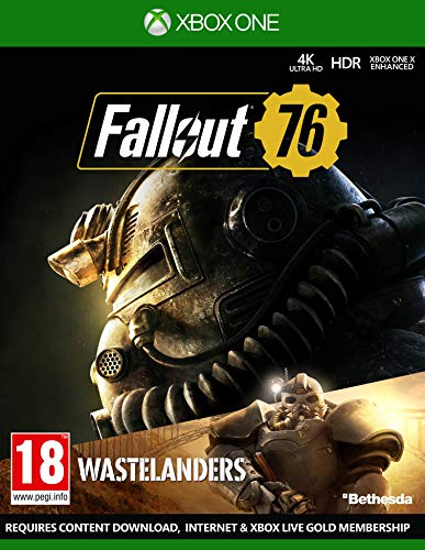Fallout 76  (Xbox One) from Bethesda