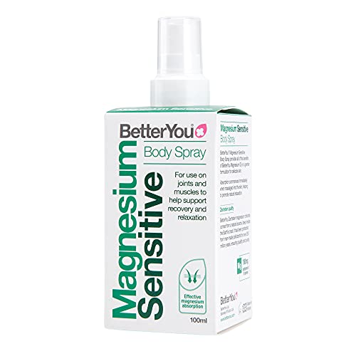 Better You 100 ml Magnesium Oil Sensitive Spray from Better You