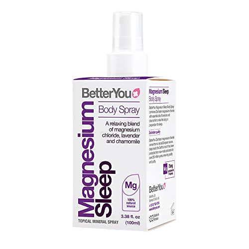 Better You Magnesium Oil Goodnight Spray 100ml from Better You
