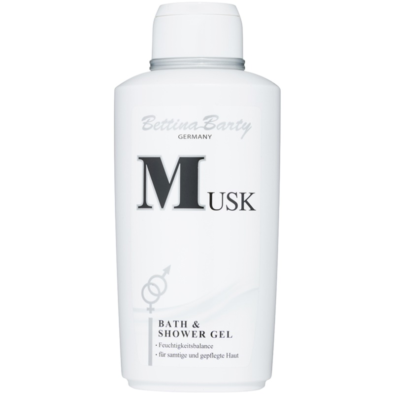 Bettina Barty Classic Musk Shower Gel for Women 500 ml from Bettina Barty