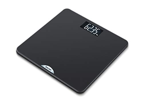 Beurer PS240 Soft Grip Acrylic Electronic Bathroom Scales from Beurer