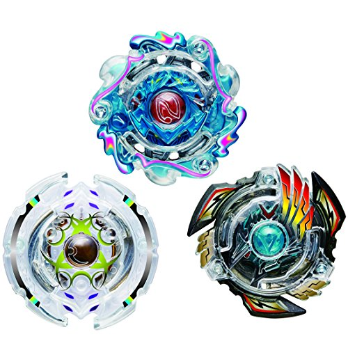 Beyblade burst B-57 triple booster set from Beyblade