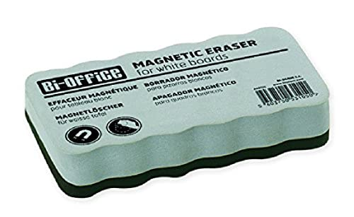 Bi-Office Light Weight Magnetic Board Eraser from Bi-Office