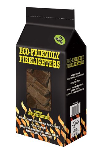 Big K CM828 Firelighters (Pack of 96) from Big K