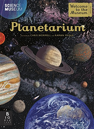 Planetarium (Welcome to the Museum) from Big Picture Press