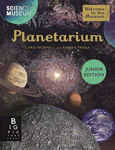 Planetarium Junior Edition (Welcome To The Museum) from Big Picture Press