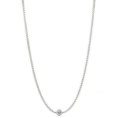 Necklace – Sterling Silver 50 cm – kk0001-001-12-l50 from Thomas Sabo