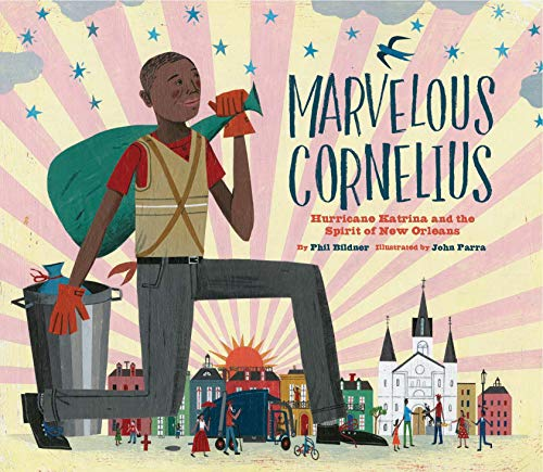 Marvelous Cornelius: Hurricane Katrina and the Spirit of New Orleans (A Journal) from Chronicle Books