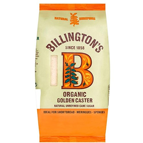 Billingtons | Organic Natural Caster | 9 x 500g from Billingtons