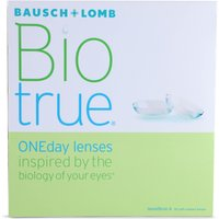 BioTrue ONEday 90 Pack Contact Lenses from BioTrue