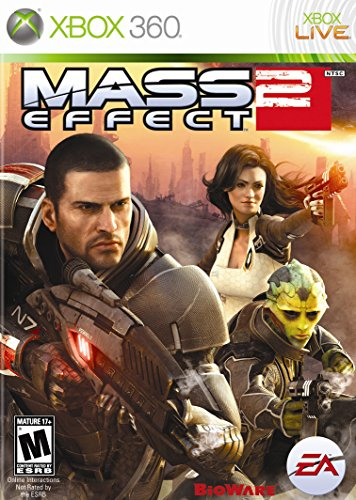 Mass Effect 2 Game (Classics) (Xbox 360) from BioWare