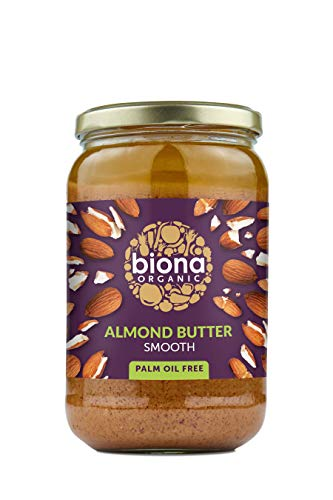 (12 Pack) - Biona - Organic Almond Butter | 350g | 12 Pack Bundle from Biona